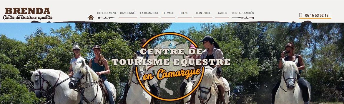 Brenda Tourisme equestre